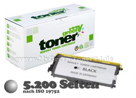 Tonerkartusche, schwarz, kompatibel mit Brother ® TN-2120 HE