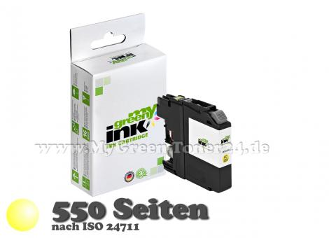 Tintenpatrone, kompatibel mit Brother® LC-223Y