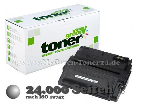 Tonerkartusche, schwarz, kompatibel mit Hewlett Packard ® Q5942X / 42X